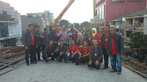 Fieldtrip Universitas Bandar Lampung