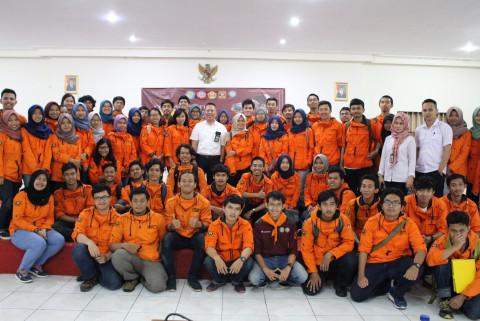 Tinjauan Laboratorium Balai Litbang Geoteknik Jalan Pusjatan oleh Mahasiswa Ikatan Ahli Geologi Indonesia Universitas Padjadjaran
