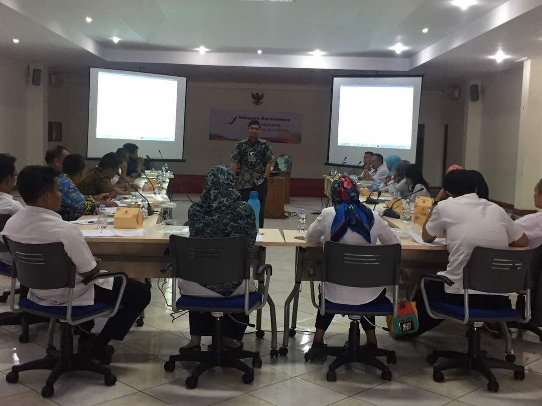 Training Persyaratan Umum Laboratorium Uji dan Kalibrasi