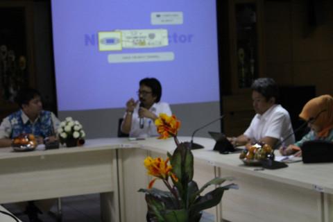 Tim Sekretariat Wakil Presiden Tinjau Flyover Antapani
