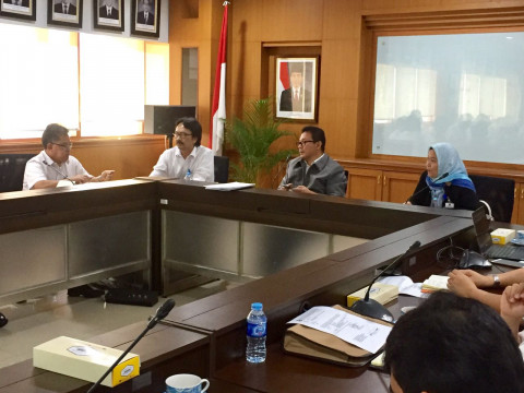 Teknologi Aspal Plastik Pusjatan akan diadopsi Balai Besar Pelaksanaan Jalan VI Jakarta