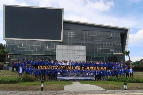 Pengenalan Masterpiece Penelitian Pusjatan  kepada Mahasiswa Universitas Teknologi Yogyakarta