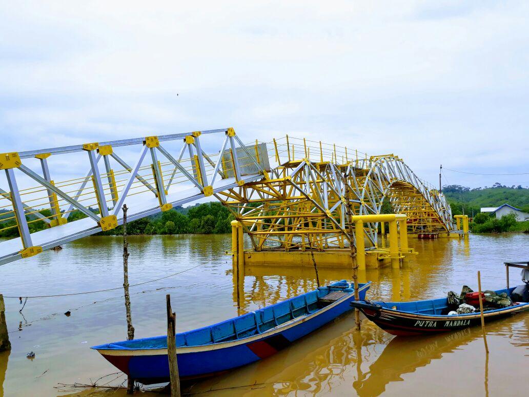 Teknologi Jembatan Apung Menjadi topik Utama dalam Pertemuan Pusjatan dengan Bina Konstruksi dan Universitas Gadjah Mada