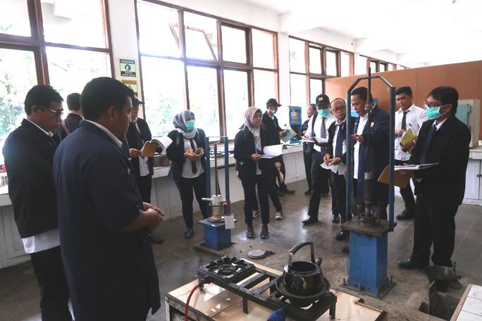 Pemaparan Masterpiece Pusjatan dihadapan  Pejabat Inti Satuan Kerja (PISK)