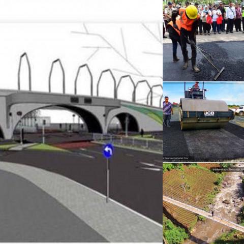 Masterpiece Pusjatan untuk  pelaksana pembangunan Jalan dan Jembatan