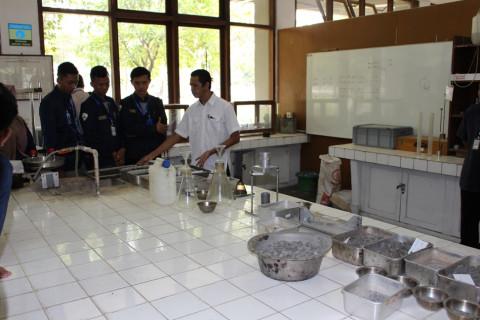 Pemaparan Teknologi Hasil Litbang Pusjatan dalam Kunjungan Mahasiswa Politeknik Negeri Semarang