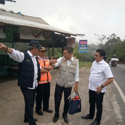Bersinergi untuk Menangani Ruas Rawan Kecelakaan di Tanjakan Emen, Subang