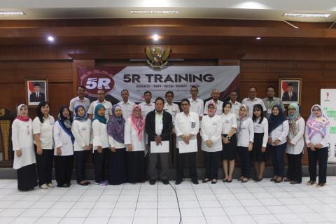 Pusjatan Selenggarakan Workshop Kearsipan dan Tata Naskah Dinas