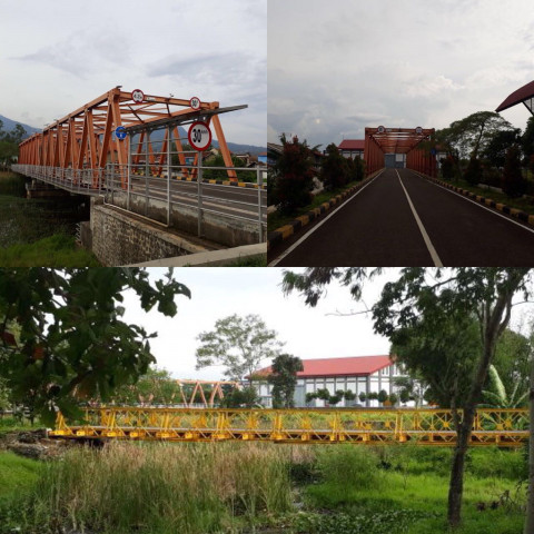 Jembatan Percontohan di Pusjatan Daya Tarik yang Sarat Ilmu