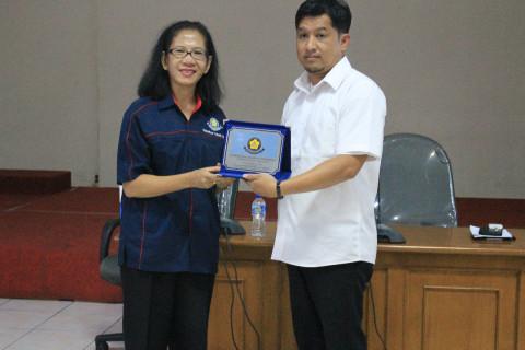 Kunjungan Mahasiswa Teknik Sipil Universitas Kristen Indonesia (UKI) ke Pusjatan