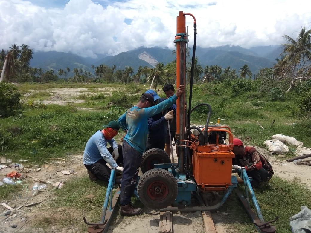 Daerah Terdampak Gempa di Sulteng Kembali Disurvei Pusjatan