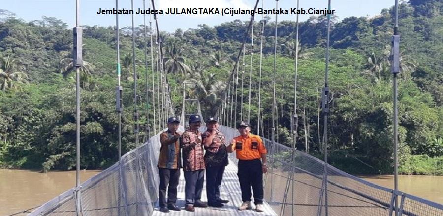 """Jembatan  """"JULANGTAKA"""" Dan Inovasi Teknologi JuDesa"""