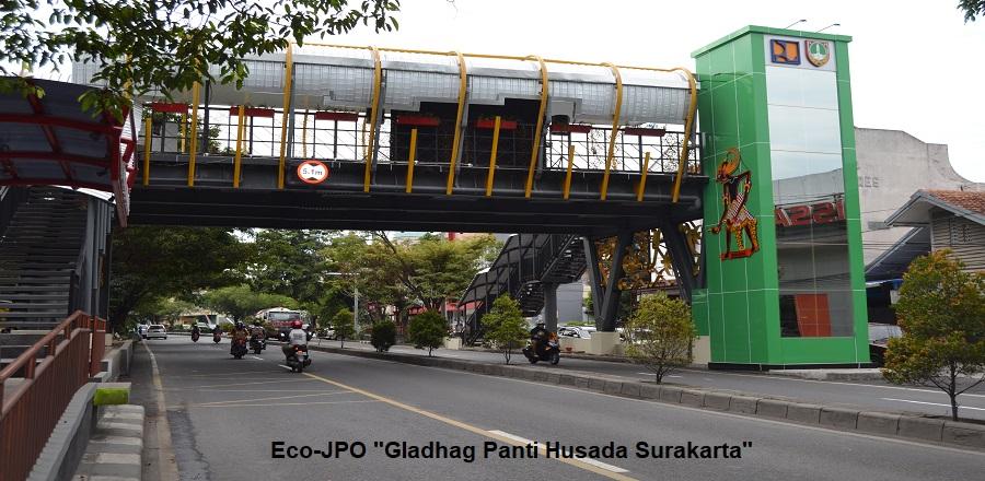 Eco JPO Gladhag Panti Husada Surakarta