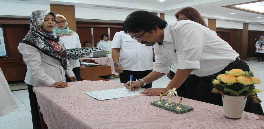 Pelantikan dan Pengambilan Sumpah Jabatan Pejabat Fungsional