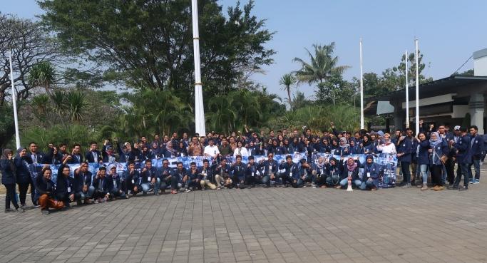 Pusjatan Menerima Kunjungan Mahasiswa Politeknik Negeri Malang