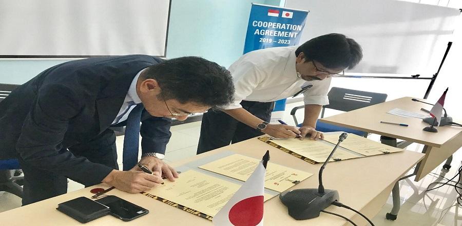 Kerja Sama Litbang Bidang Jembatan Pusjatan dengan PS. Mitsubishi Construction Japan