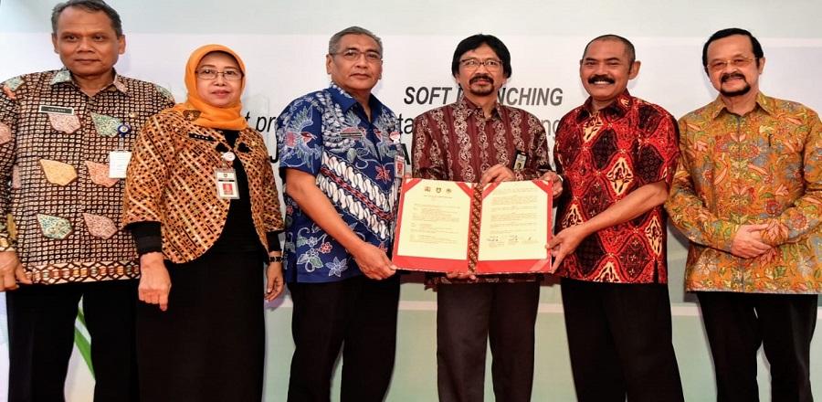 Soft Launching Eco JPO Gladhag Panti Husada Surakarta
