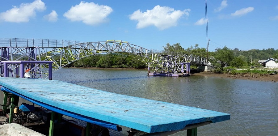 Produk Litbang Jembatang Apung
