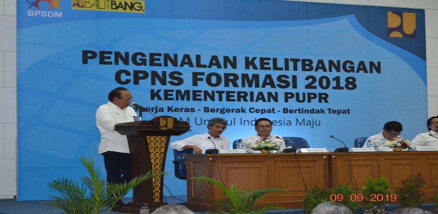 Pengenalan Kelitbangan CPNS Formasi Tahun 2018
